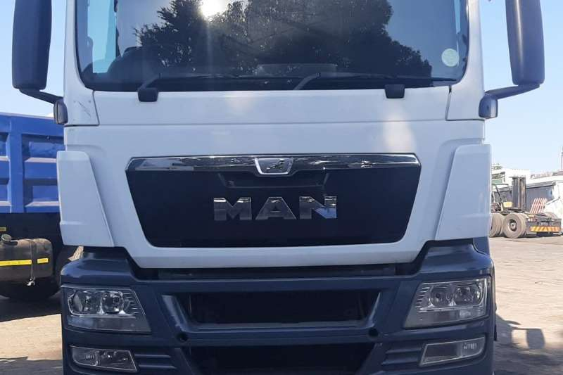 MAN Truck-Tractor Double axle 2014 MAN T.G.M 18 240 2014