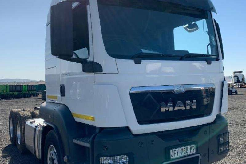 MAN Truck-Tractor Double axle 2014 MAN TGS 26 440 2014