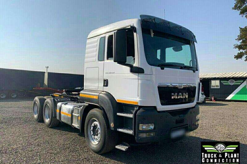 MAN Truck-Tractor Double axle 2014 MAN TGS 27 440 2014