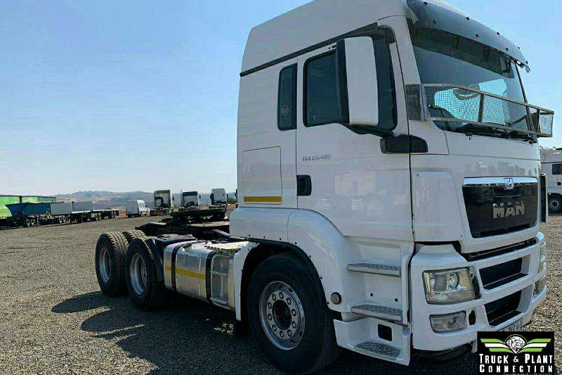 MAN Truck-Tractor Double axle 2014 MAN TGS 27 480 2014
