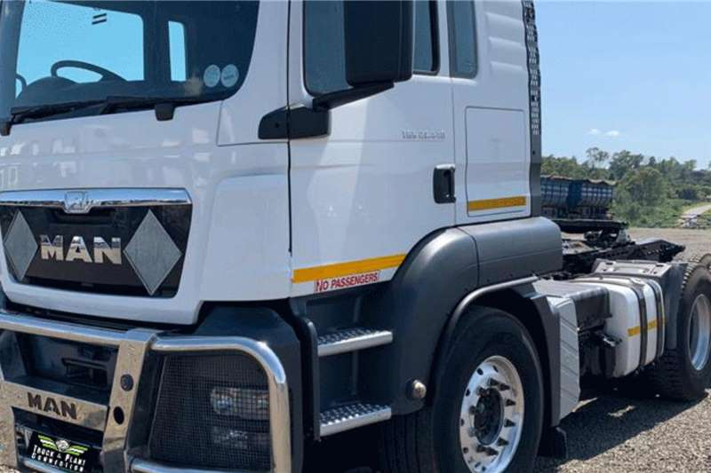 MAN Truck-Tractor Double axle 2015 MAN TGS 27 440 2015
