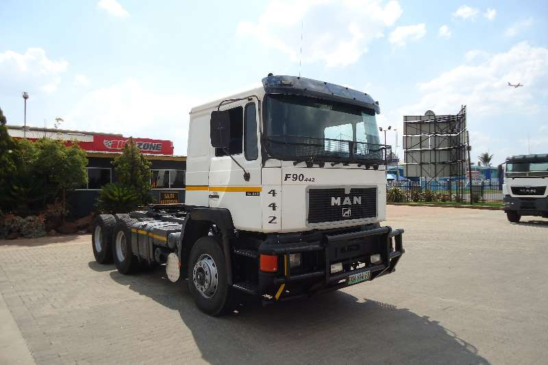 MAN Truck-Tractor Double Axle F90 MAN 26.442 ADE MOTOR 16 SPEED ZF 1994