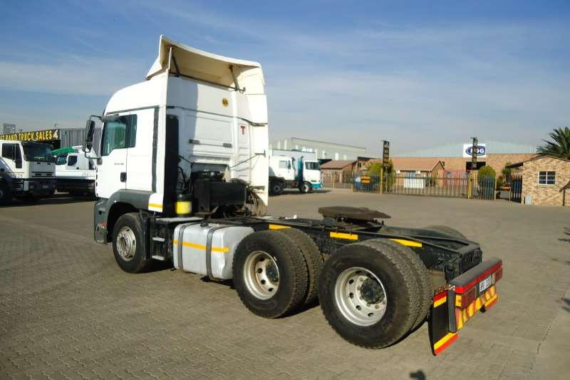 MAN Truck-Tractor Double Axle MAN 26.480 TGA T/T C/C 2009