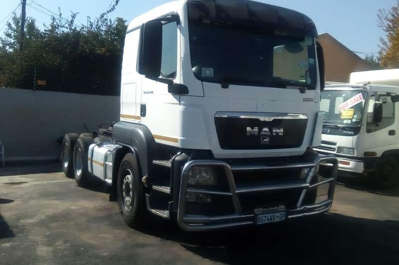 MAN Truck-Tractor Double axle MAN TGS 27.440 (6x4) Truck 2011