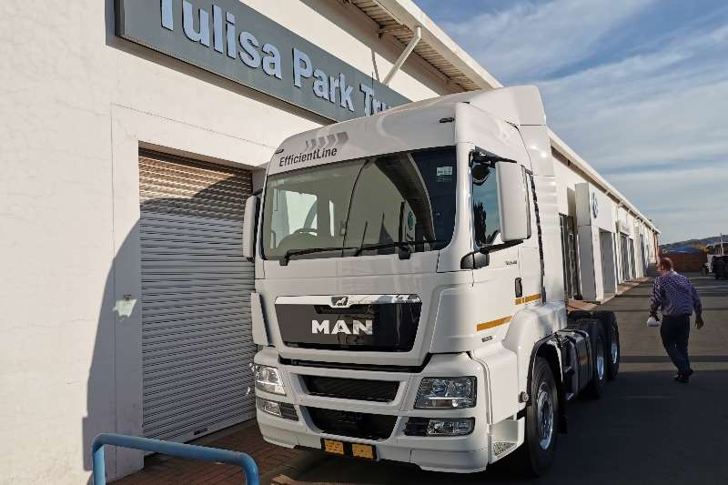 MAN Truck-Tractor Double axle TGS   26 480 6X4 BLS LX 2020