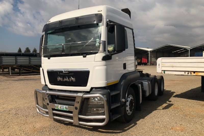 MAN Truck-Tractor Double axle TGS 27.440 6x4 T/T 2016