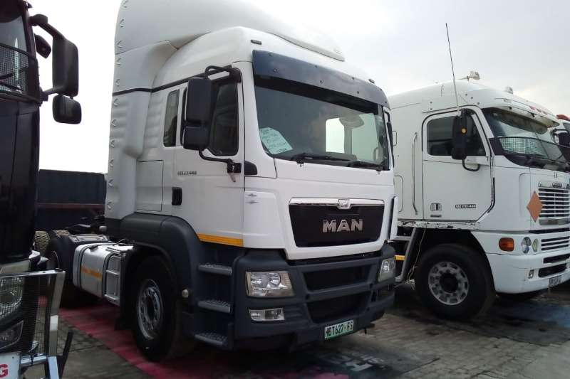 MAN Truck-Tractor Double Axle TGS 27.440 6x4 Truck Tractor 2016