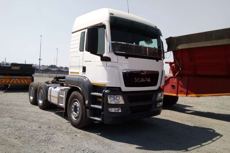 MAN Truck-Tractor Double axle TGS 27.440 6x4 Truck Tractor 2018