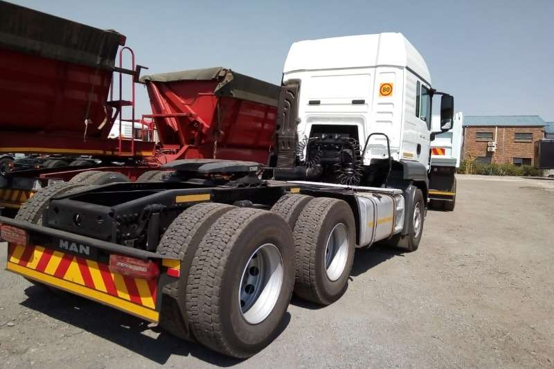 MAN Double axle TGS 27.440 6x4 Truck Tractor Truck-Tractor