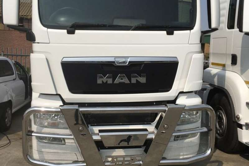 MAN Double axle TGS 27 480 BBS LX Truck-Tractor