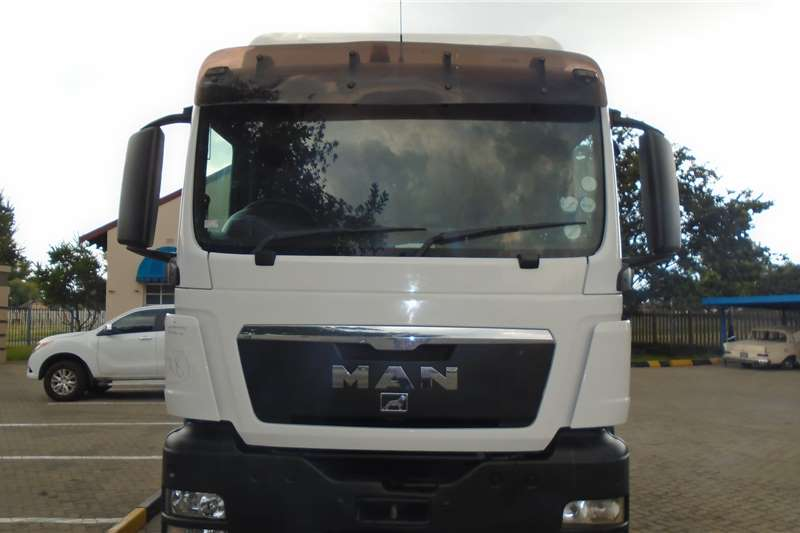MAN Double axle TGS27.440 Truck-Tractor