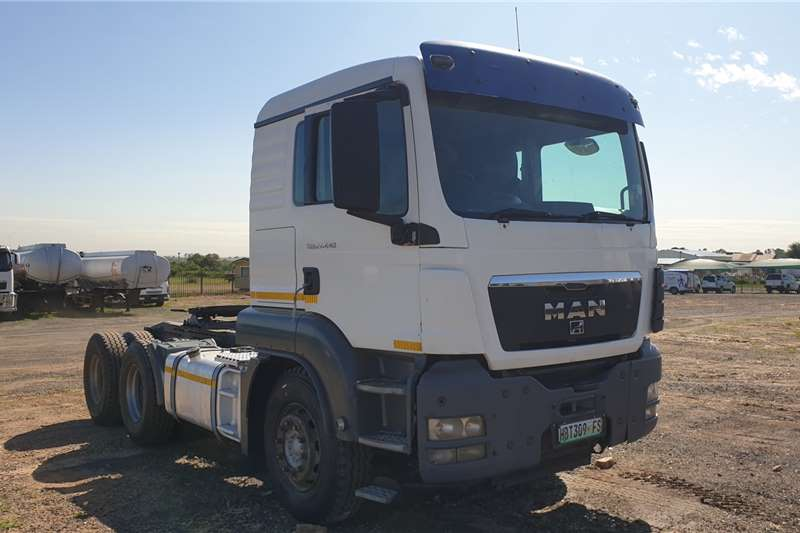 MAN Truck-Tractor Double Axle TGS27.440 2013