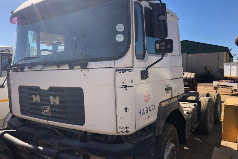 MAN Truck-Tractor MAN F2000 Horse 2002