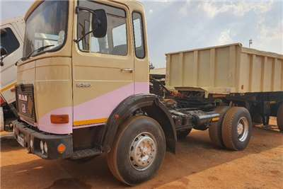 MAN Truck-Tractor Single Axle 19-280