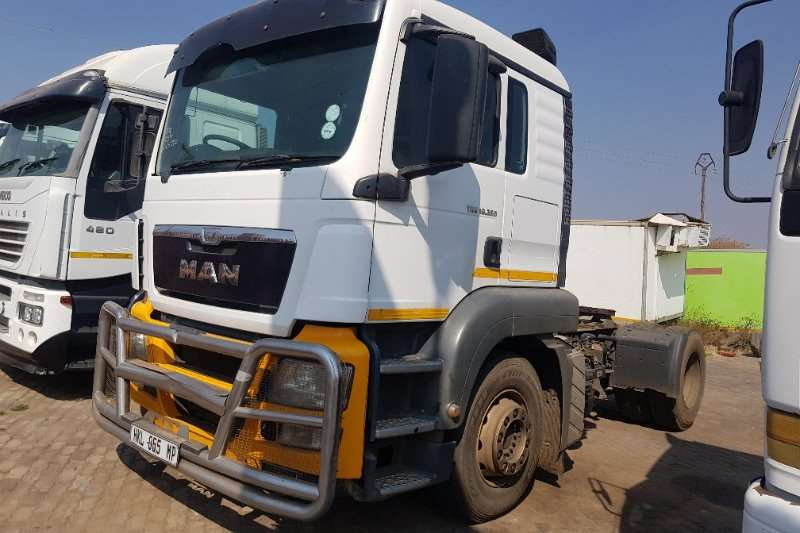 MAN Truck-Tractor Single axle TGS 19 360 2014