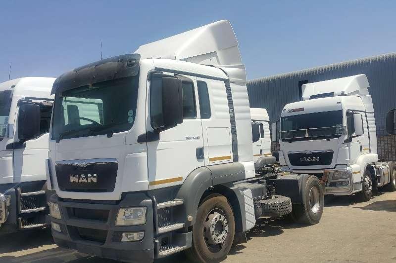 MAN Truck-Tractor Single axle TGS 19 360 2015