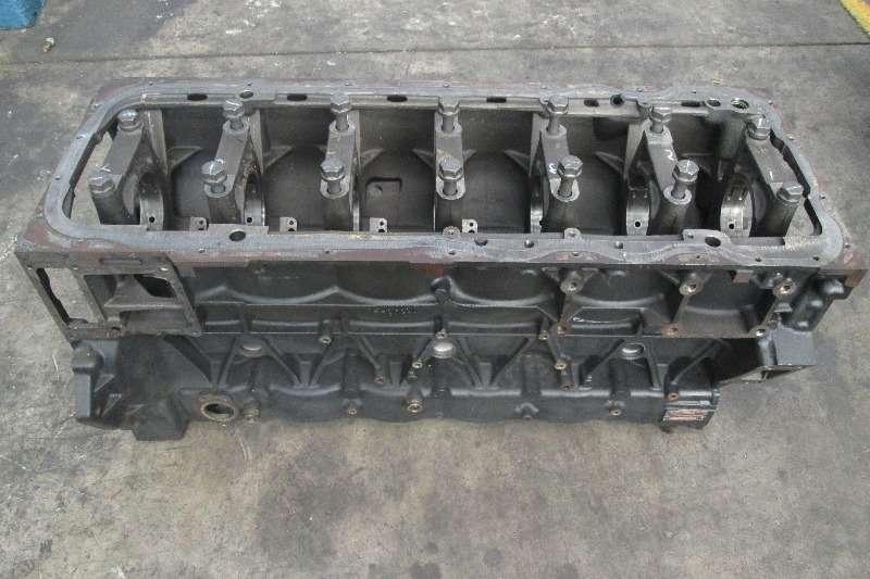 MAN Truck-Tractor TGA Engine Block