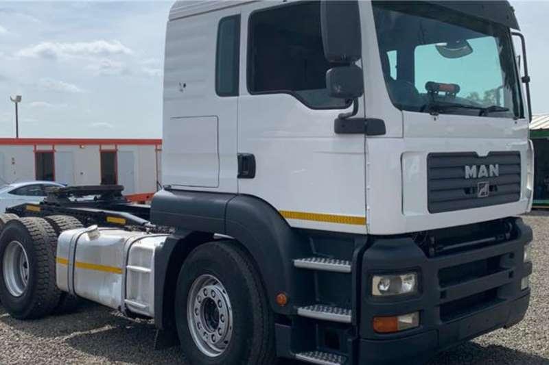 MAN Truck tractors 2008 MAN TGA 2008