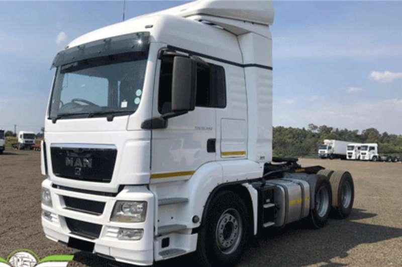 MAN Truck tractors 2012 MAN TGS 26.440 BLS 2012