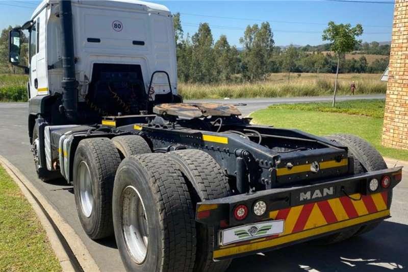 MAN 2012 MAN TGS 27 440 Truck tractors