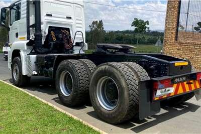 MAN 2012 MAN TGS 33 480 Truck tractors