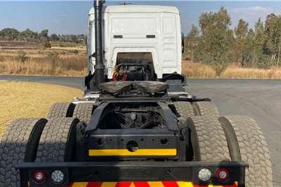 MAN 2012 MAN TGS27 440 Truck tractors