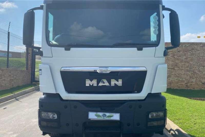MAN 2014 MAN TGS 26 440 Truck tractors