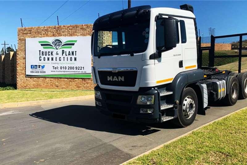 MAN Truck tractors 2014 MAN TGS 27.440 2014