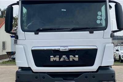 MAN 2014 MAN TGS26.440 6x4 TT, FSH, Aluminium Rims Truck tractors