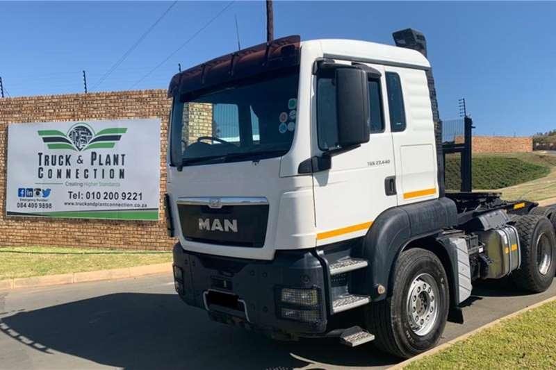 MAN Truck tractors 2015 MAN TGS 27 440 2015