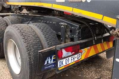 MAN 2015 MAN TGS 27.480 Truck tractors