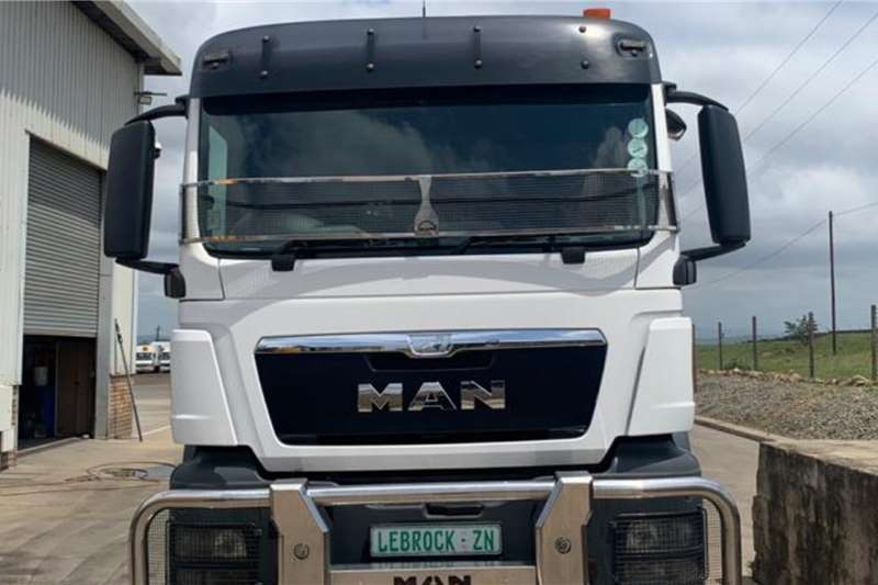 MAN 2015 MAN TGS 33 440. Truck tractors