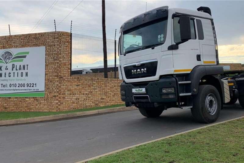 MAN 2015 MAN TGS 33 480 Truck tractors