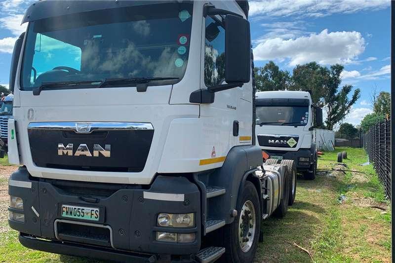 MAN 2016 MAN TGS 26.440 Truck tractors