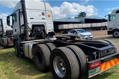 MAN 2016 MAN TGS26.440 Truck tractors