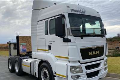 MAN 2016 MAN TGS26 440 Efficient Line Truck tractors