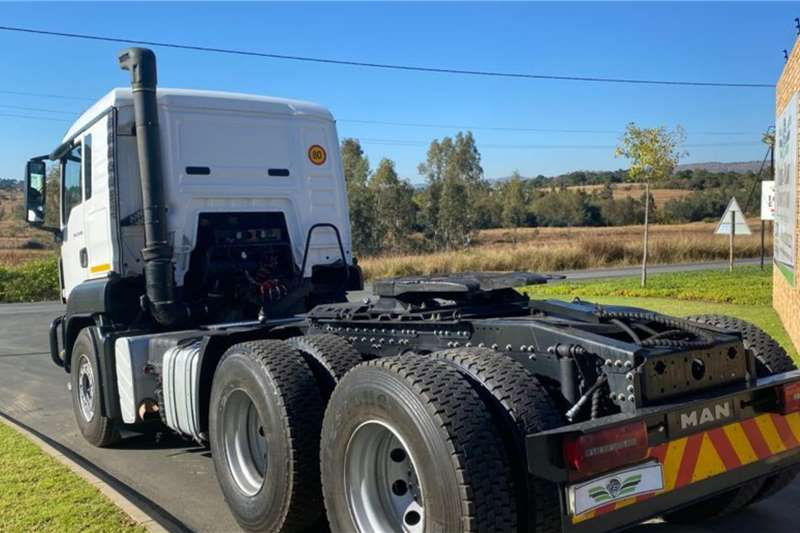 MAN 2017 MAN TGS 27 440 Truck tractors