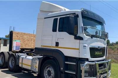 MAN 2017 MAN TGS 27 440 X HD Series Truck tractors