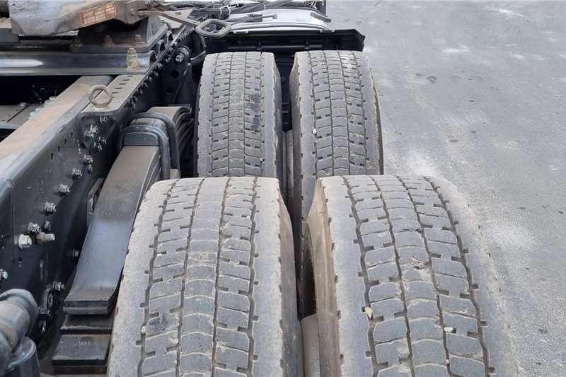 MAN 2017 MAN TGS 27 440 XHD Series Truck tractors