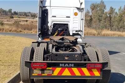 MAN 2017 MAN TGS26 440 Efficient Truck tractors