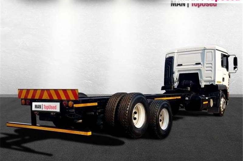 MAN 25 280 BLL Truck tractors