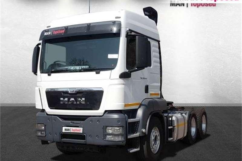 MAN 26.440 6X4 BLS LX Truck tractors