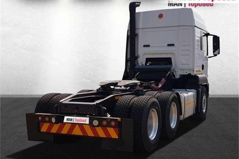 MAN 26.440 6X4 BLS LX WB3200 Truck tractors