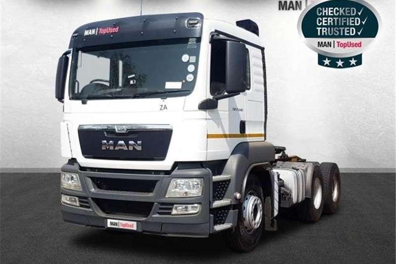 MAN 27.480 6x4 BBS LX WB3200 Truck tractors