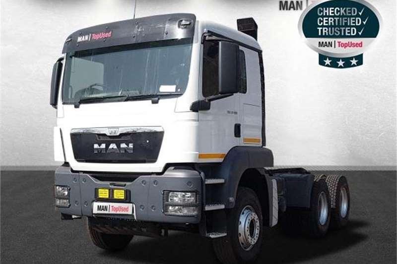MAN 33.480 BBS L Truck tractors