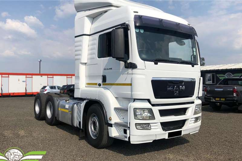 MAN Truck tractors Double axle 2012 MAN TGS 26 440 2012