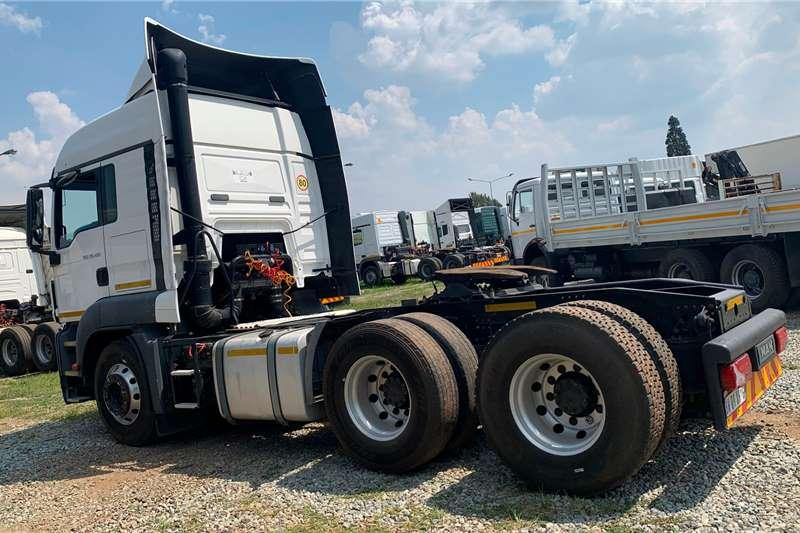 MAN Double axle 2012 Man TGS 26.480 Truck tractors