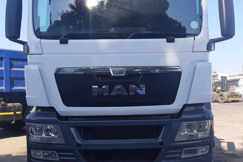 MAN Truck tractors Double axle 2014 MAN T.G.M 18 240 2014