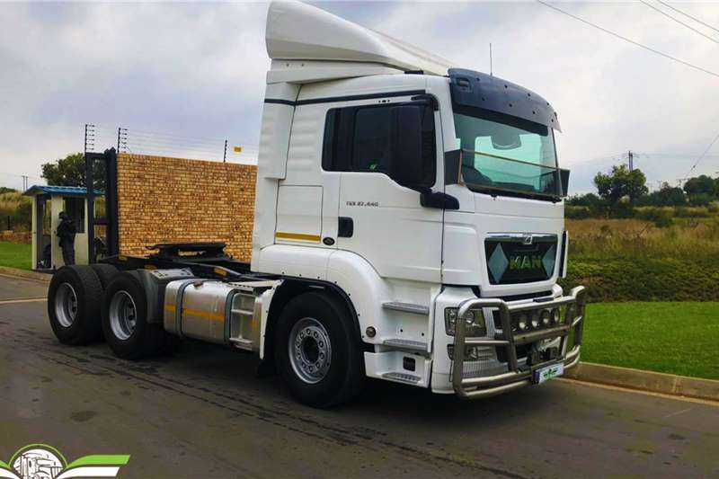 MAN Truck tractors Double axle 2015 MAN TGS 27 440 2015
