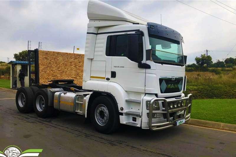 MAN Truck Tractors Double Axle 2015 MAN TGS 27-440 2015